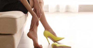 Schädliche Auswirkungen von High Heels auf den Bewegungsapparat
