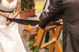Hochzeitsspiele: Strafarbeiten für das Brautpaar