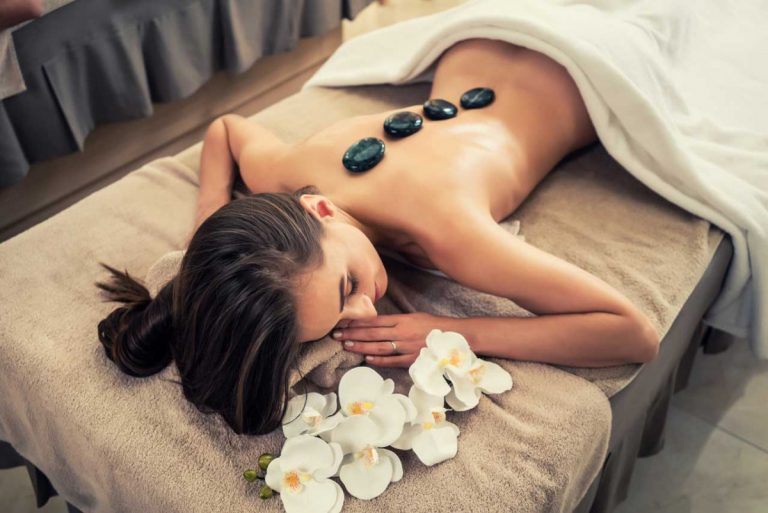 Cold Stone Massage – für ein erfrischendes Körpergefühl
