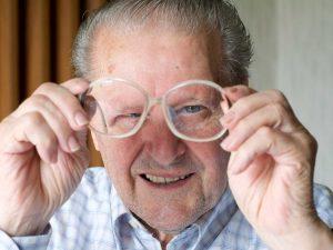 Goji Beeren gegen altersabhängige Makuladegeneration