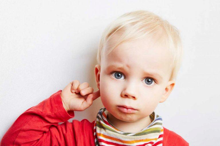 Mit Silicea Mittelohrentzündung bei Kindern behandeln