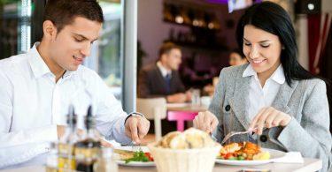 Gesund essen: Nehmen Sie sich die Zeit