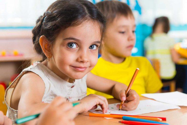 Die Intelligenz von Kindern fördern