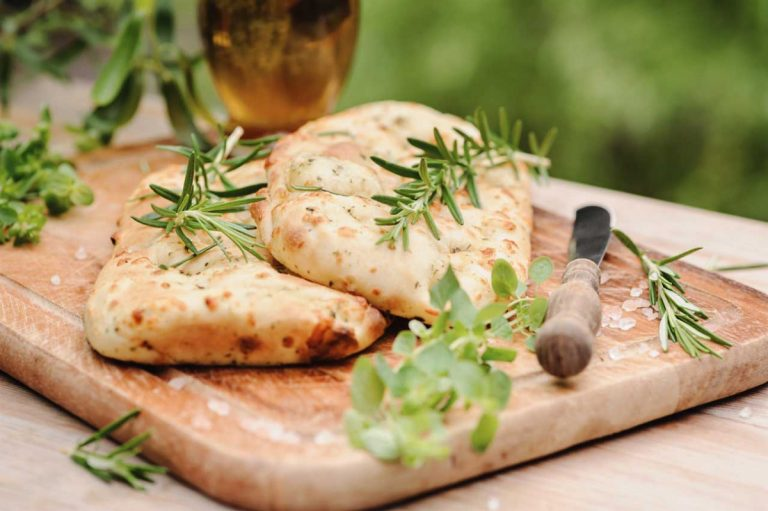 Leckere Focaccia-Brote selber backen