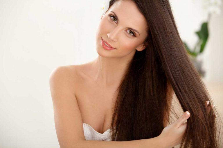 Die richtigen Lebensmittel für gesunde Haare