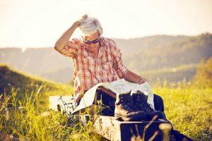 Wandern – was tun, wenn die Orientierung fehlt?