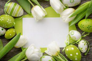 Ideen für Ihre Osterwünsche