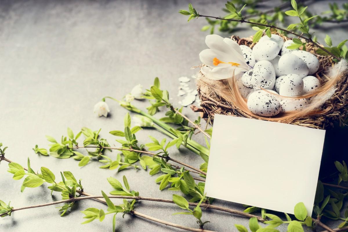 Geschäftliche Ostergrüße: Ein paar Tipps