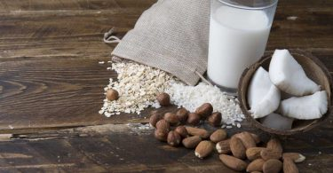 Rezepte für pflanzliche Milchalternativen