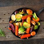 Vegetarisch und gesund: Schnelle Gemüsegerichte auf sizilianisch