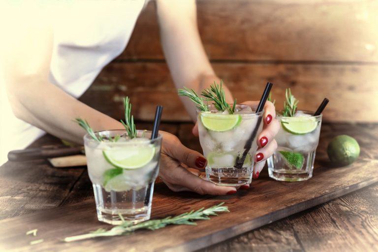 Die besten Rezepte für Cocktails mit Rohrzucker
