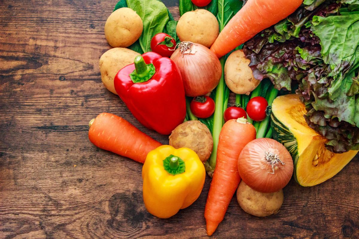 Vegetarisch und gesund leben