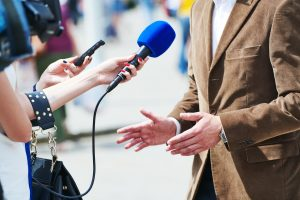 Do's und Don'ts bei Gesprächen mit Journalisten