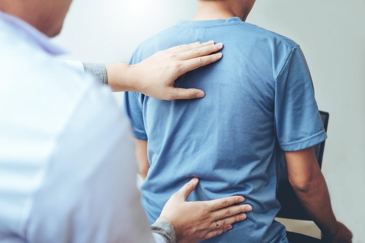 So vermeiden Sie Rückenschmerzen: Abnehmen