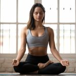 Meditation gegen depressive Verstimmung