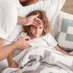 Fiebernde Kinder - Drei Tipps ohne Medikamente das Fieber zu senken