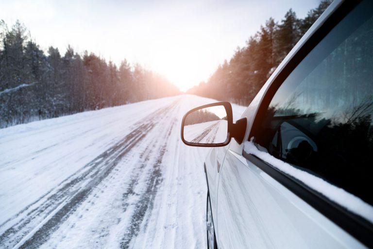 Der Winter ist zurück - Tipps für Autofahrer