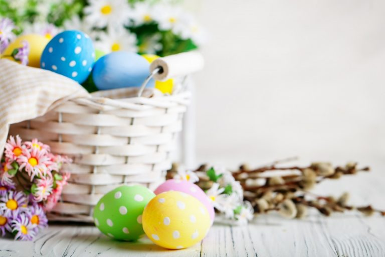 Ostergrüße – worüber Sie schreiben können