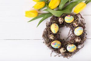 Osterbasteln: Bastelideen für ausgeblasene Ostereier