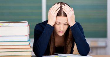 So können Sie einen Blackout bei der Prüfung verhindern