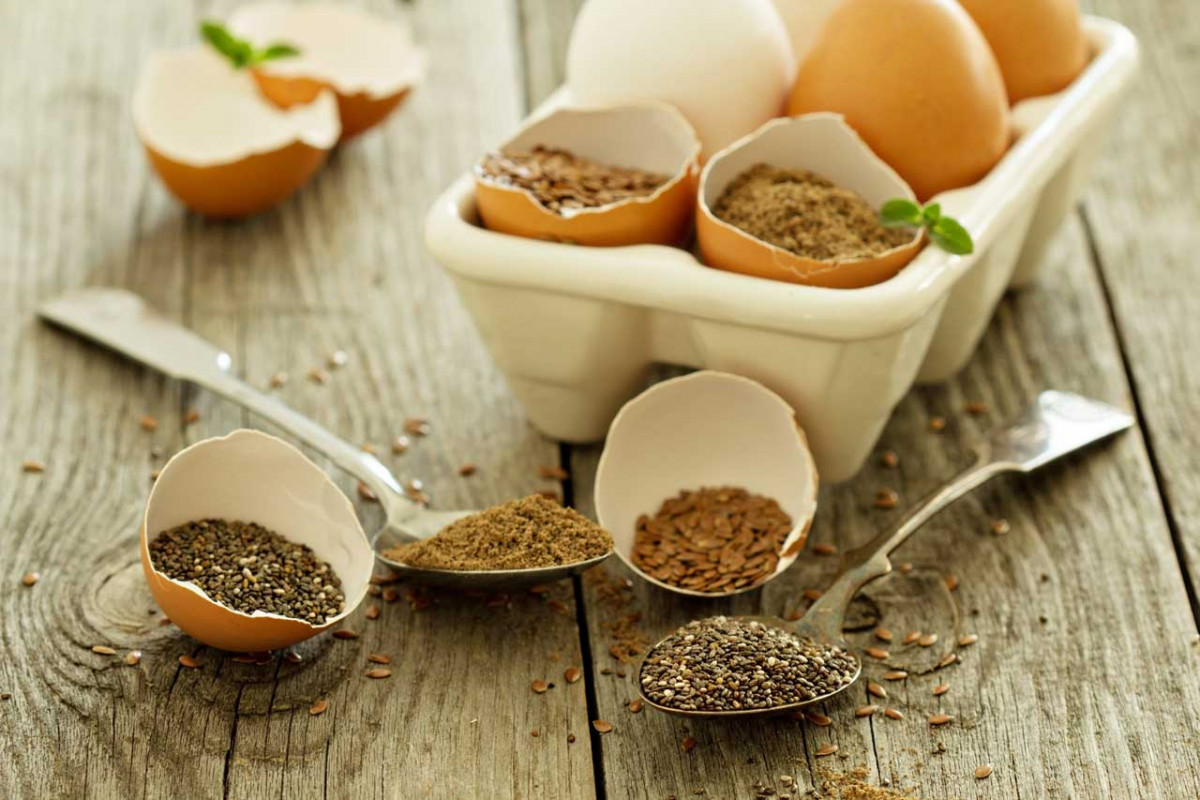 Backen ohne Ei: Womit Sie Ei beim Backen ersetzen können