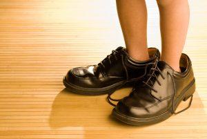 Welche Schuhgröße hat mein Kind? So finden Sie es heraus