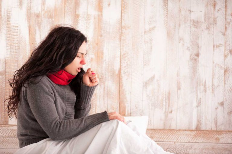 Hausmittel zur Behandlung von heftigem Husten