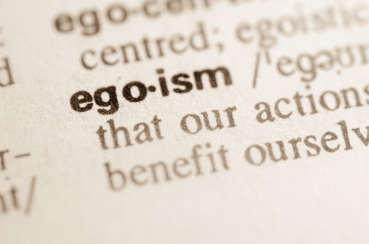 Egoismus – wie gesund ist die Liebe zu sich selbst?