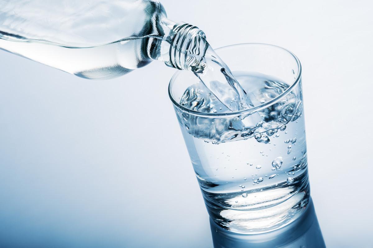 Bekämpfen Sie Stress mit Wasser