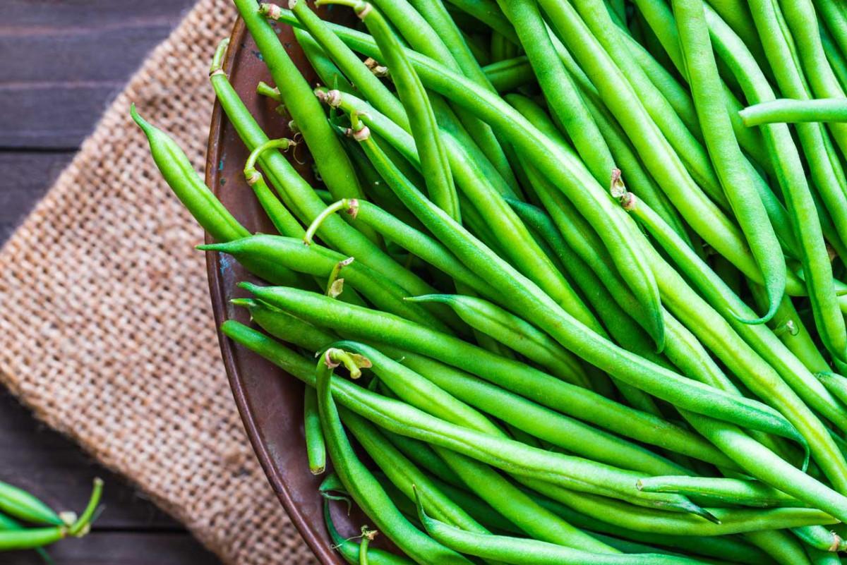 Rezept-Variationen mit grünen Bohnen
