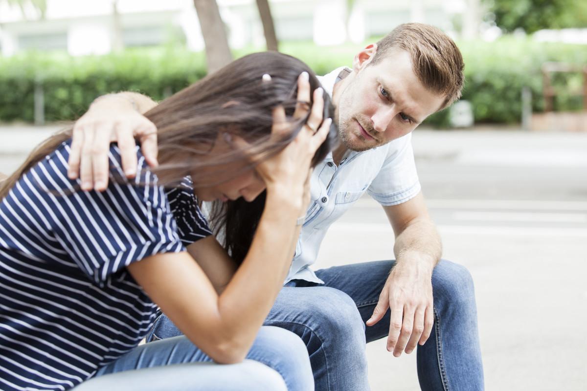 Partner umgehen depressiven mit Depression: 12
