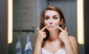 So schadet Stress Ihrer Haut