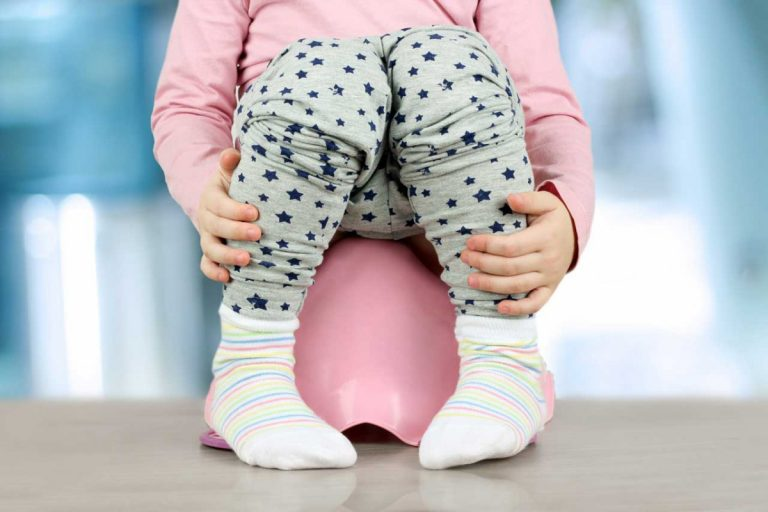 Mit der richtigen Kleidung das Toilettentraining unterstützen