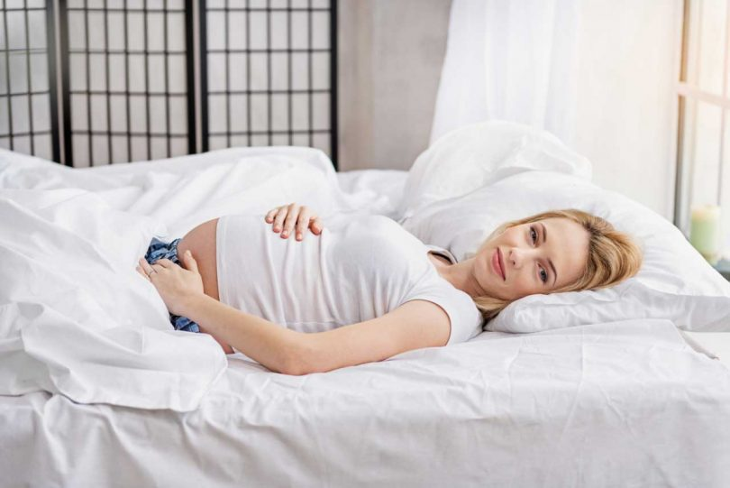 So lindern Sie in der Schwangerschaft Kreislaufprobleme