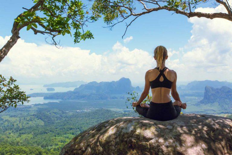 Mit Meditation lernen, innerlich die Ruhe zu bewahren