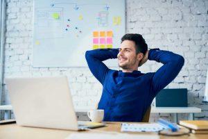 Entspannung im Büro: So finden Sie Balance zwischen Arbeitsstress und Freizeit