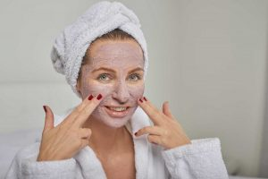 Gesichtsmasken gegen unreine Haut
