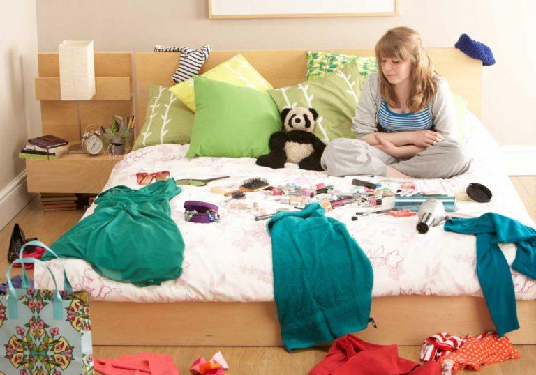 Kinder helfen im Haushalt – Gilt das auch für Jugendliche?