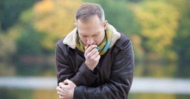 Symptome der Silikose