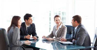 Wichtige Grundregeln der Kommunikation in der Geschäftswelt