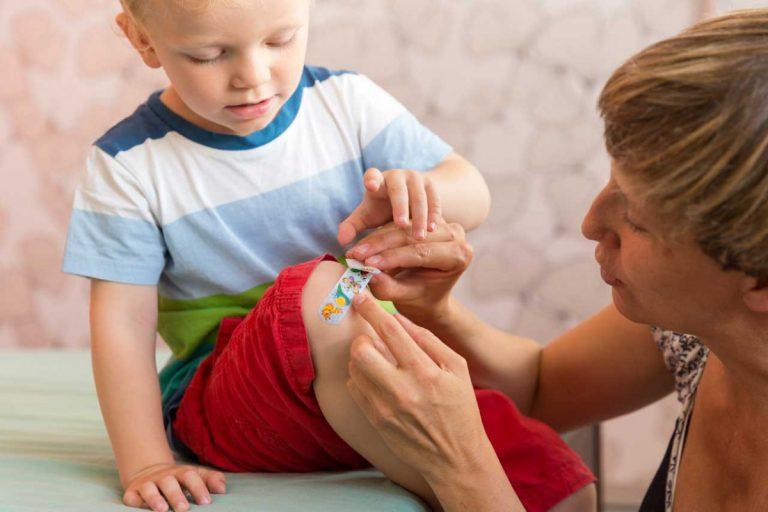 Erste Hilfe bei Kindern: So verhalten Sie sich richtig