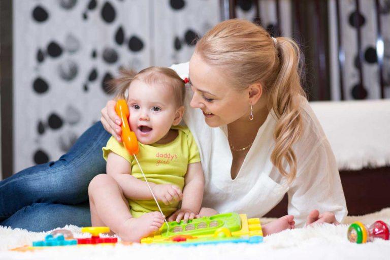 Sprachentwicklung – Entwicklungsschritte im Überblick