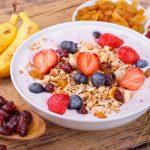 Ein ausgewogenes Frühstück liefert Energie für den Tag
