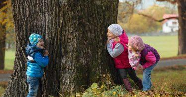 Sechs Kinderspiele, die das Gehirn trainieren