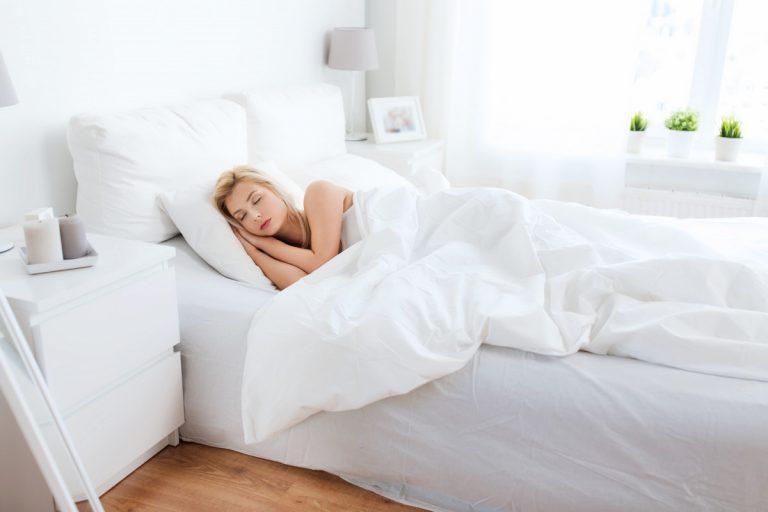 So schlafen Sie besser