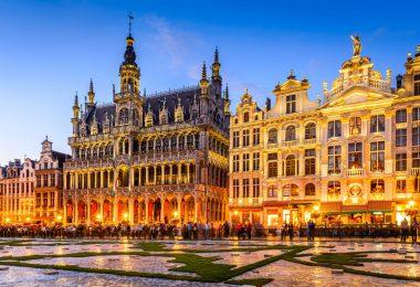 Spontaner Urlaub in Brüssel