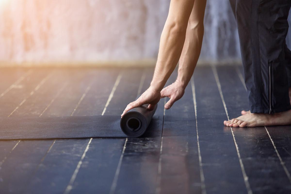 Mit Yoga bringen Sie Ruhe in Ihren Körper