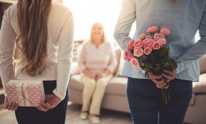 Muttertagsgeschenke: Sei auf Rosen gebettet
