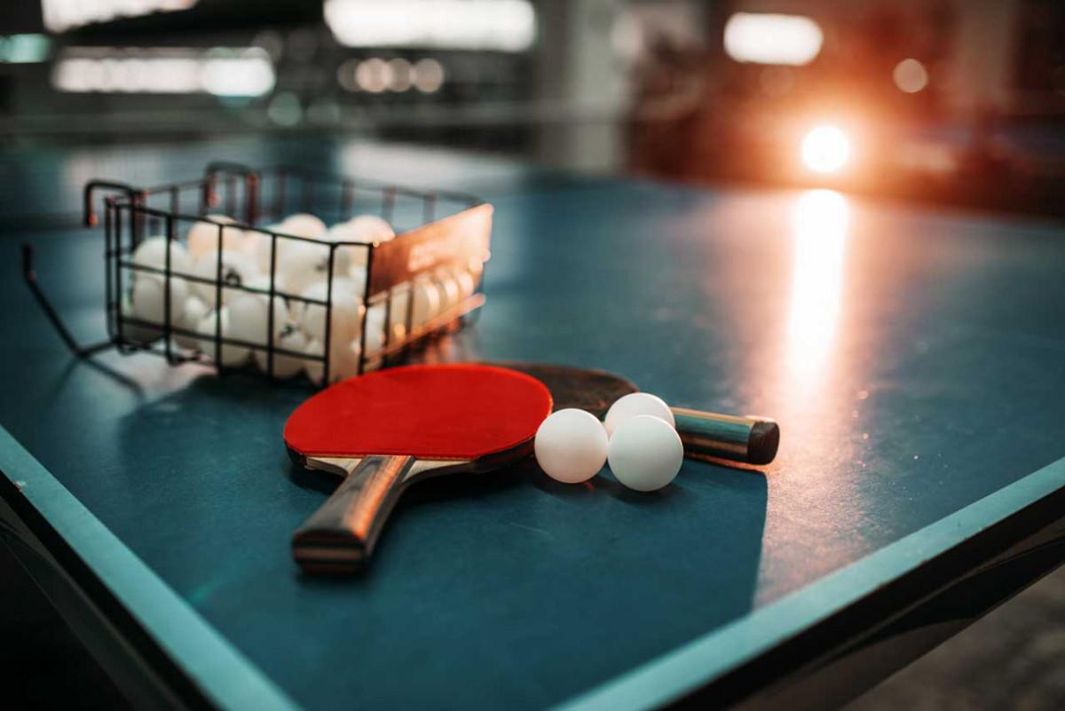 5 Übungen, um die Reaktionsfähigkeit im Tischtennis zu verbessern
