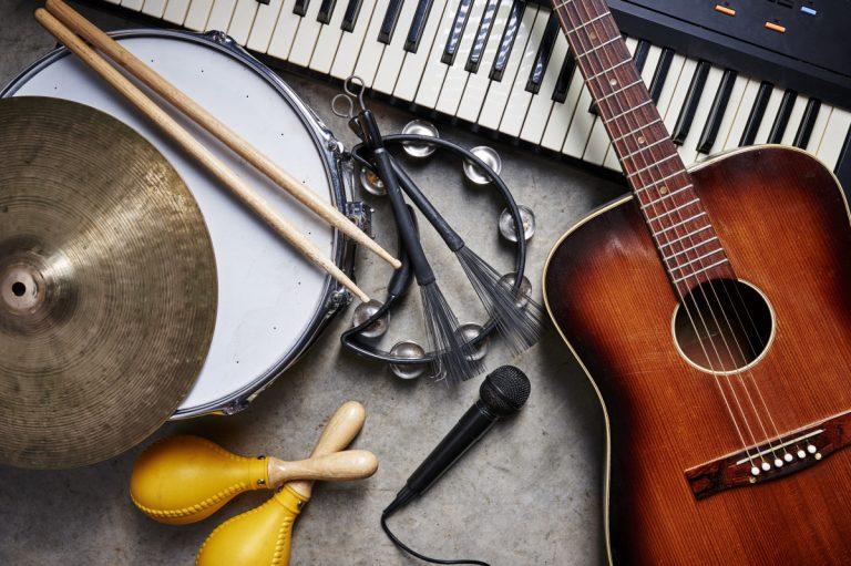 So finden Sie das passende Musikinstrument